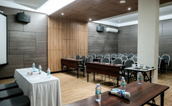 Meeting room di Evo Hotel Pekanbaru