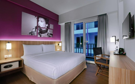 Guest room di Fame Hotel Sunset Road