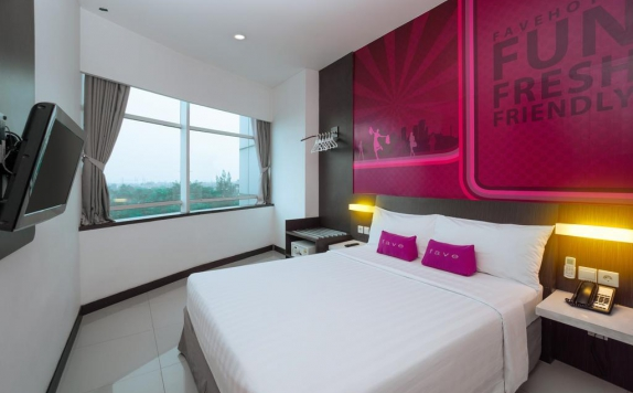 Guest Room di Favehotel Pluit Junction