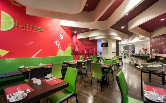 Restaurant di Favehotel Pluit Junction