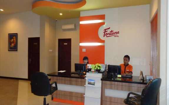 Reservation di Fortune Hotel Lombok
