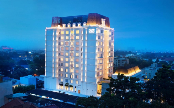 Exsterior di Four Points by Sheraton Bandung