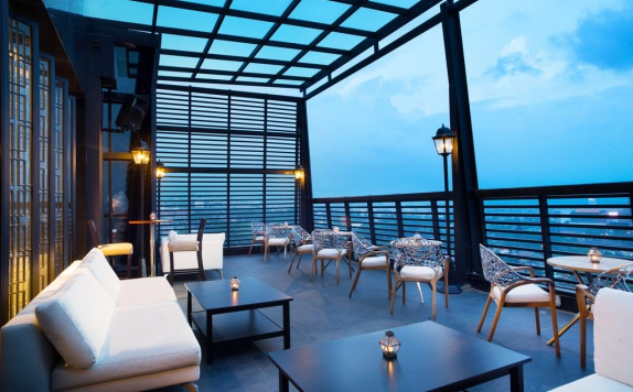 Rooftop  di Four Points by Sheraton Bandung