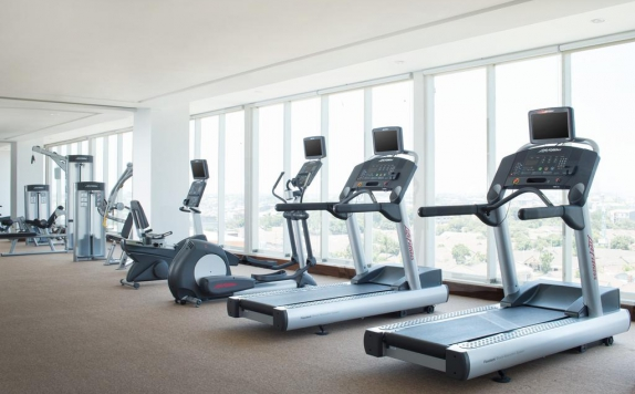gym di Four Points by Sheraton Makassar