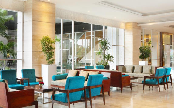 interior di Four Points by Sheraton Makassar
