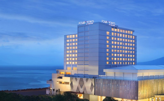 Eksterior di Four Points By Sheraton Manado