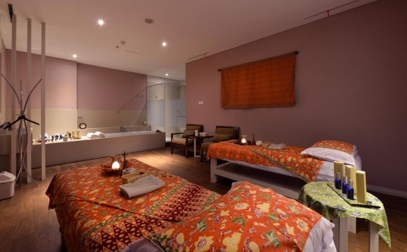 Spa di FOX Harris Hotel Pekanbaru