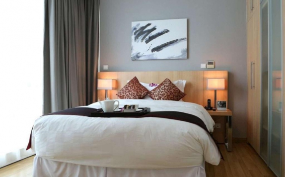 Guest Room di Fraser Residence Sudirman
