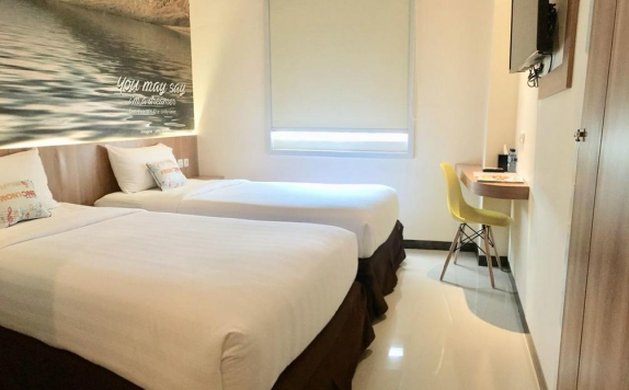 Guest Room di Front One Inn Airport Solo