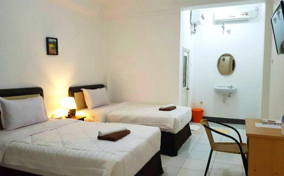 Bedroom Hotel di Gading Guest House