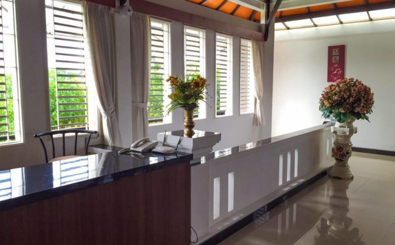 Resepsionis di Gading Guest House