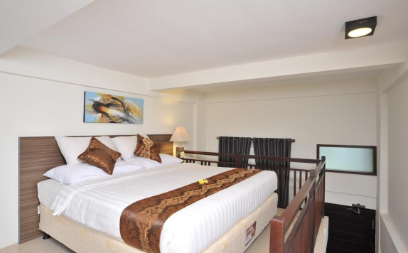 Guest Room di Ganga Hotel and Apartment