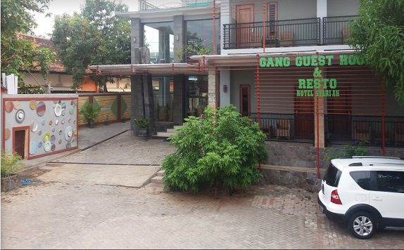 Gang Guest House & Resto Tuban