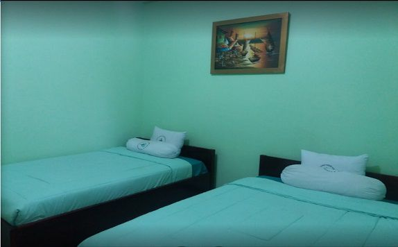 Guest Room di Gang Guest House & Resto
