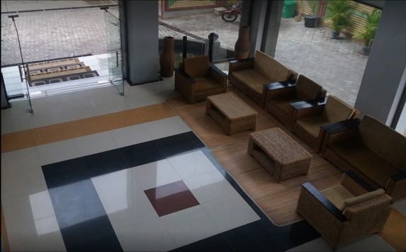Lobby di Gang Guest House & Resto