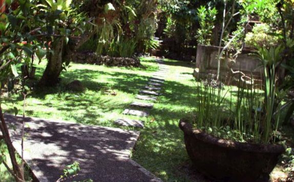 garden di Garden View Cottages Ubud