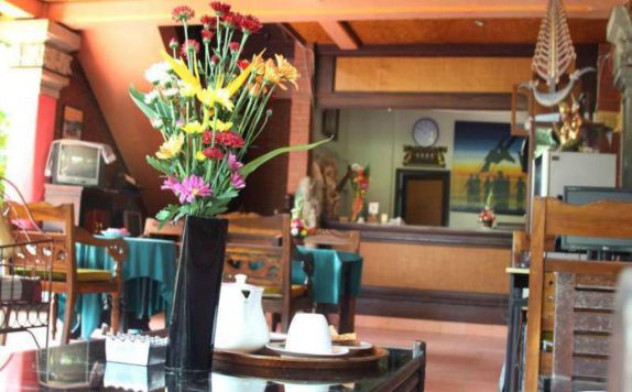 interior di Garden View Cottages Ubud