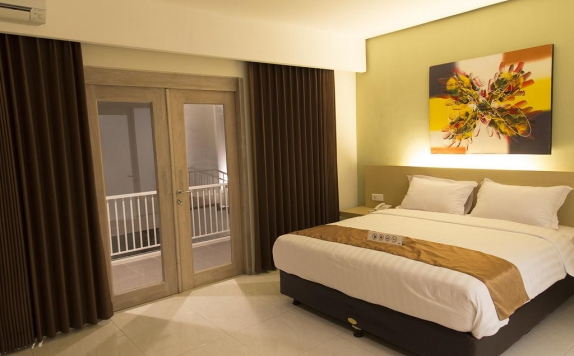 Bedroom di GM253 Hotel Jember