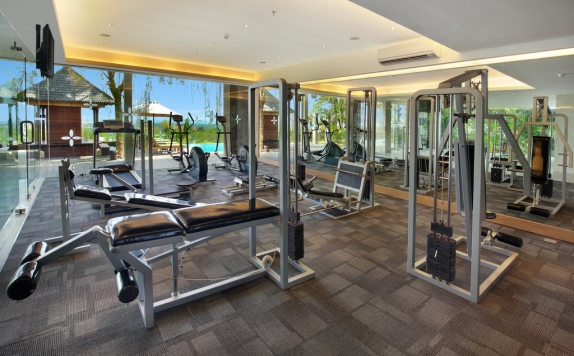 Gym center di Golden Tulip Bay View