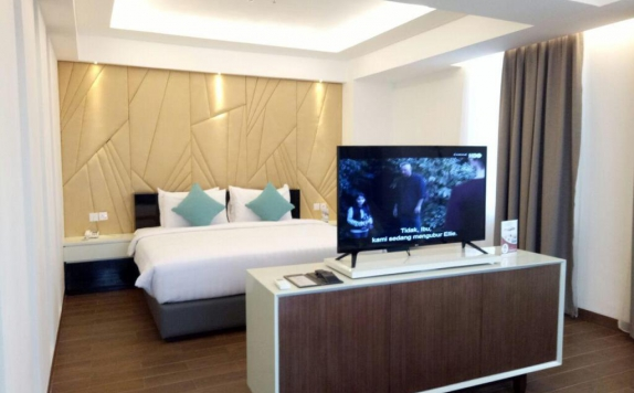 interior di Golden Tulip Essential Makassar