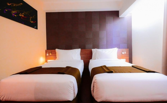 Guest room di Golden Tulip Essential Pekanbaru