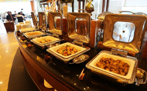 Food & Beverages di Golden Tulip Galaxy Banjarmasin