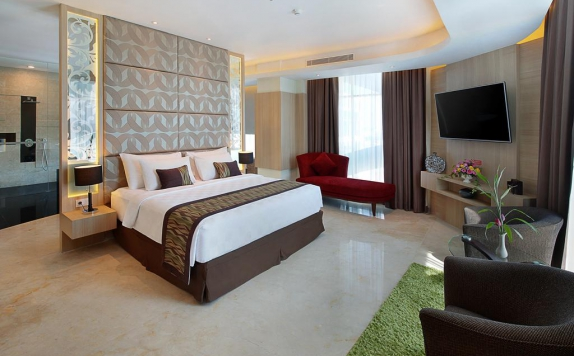 Guest room di Golden Tulip Galaxy Banjarmasin