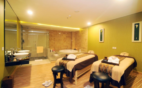 Spa di Golden Tulip Galaxy Banjarmasin