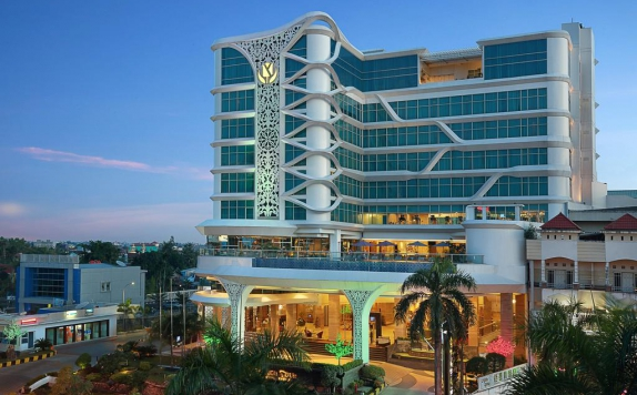 Top view di Golden Tulip Galaxy Banjarmasin