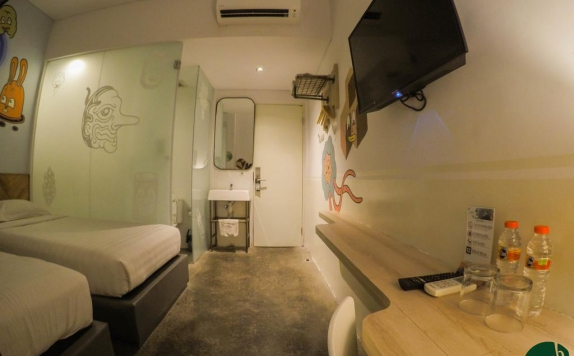 Amenities di Grab Hotel Gresik