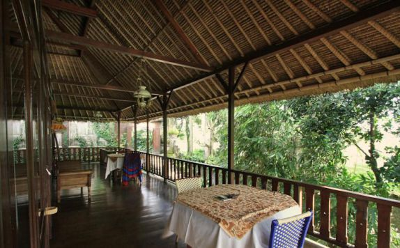 Restaurant di Graha Moding Villas