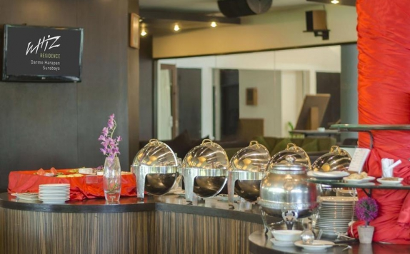 food and beverages di Graha Residen Serviced Apartments