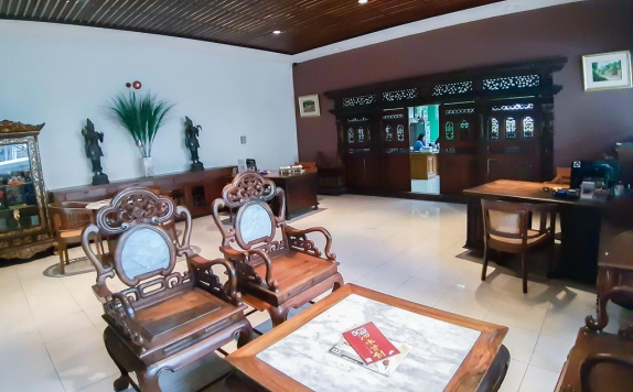 interior di Graha Residen Serviced Apartments