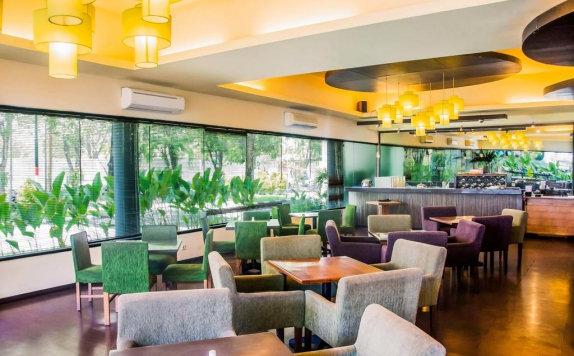 Restaurant di Graha Residen Serviced Apartments