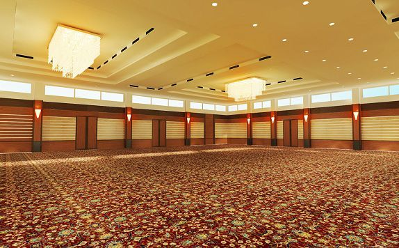Ballroom di Grand Asrilia Hotel Convention & Restaurant