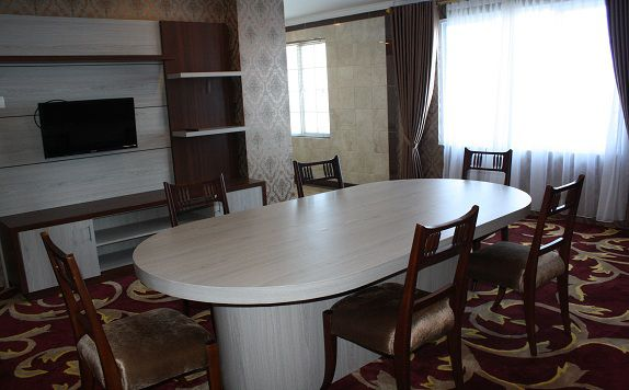 Interior di Grand Asrilia Hotel Convention & Restaurant