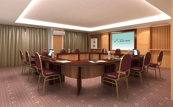 Meeting Room di Grand Asrilia Hotel Convention & Restaurant