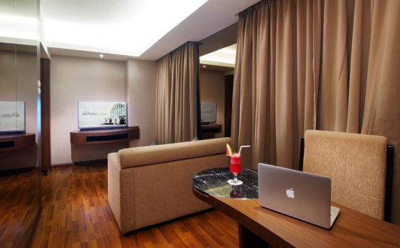 Amenities di Grand Aston City Hall Hotel Medan