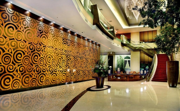Interior di Grand Aston City Hall Hotel Medan