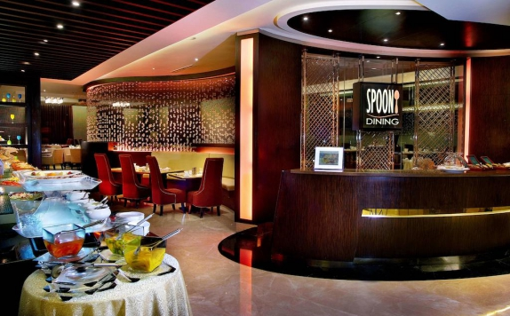 Restaurant di Grand Aston City Hall Hotel Medan