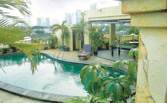 swimming pool di Grand Cemara
