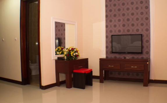 Interior di Grand City Hotel Batu