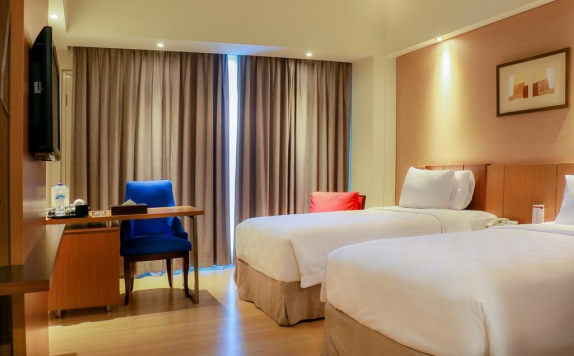 Amenities di Grand Clarion Hotel and Convention Makassar
