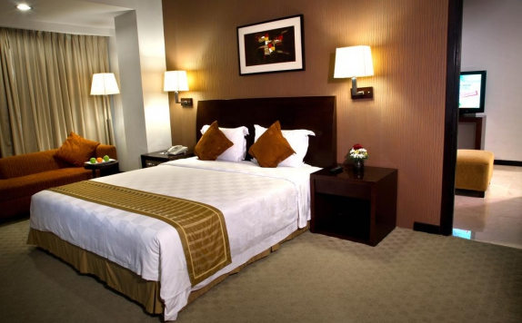 Guest room di Grand Clarion Hotel and Convention Makassar