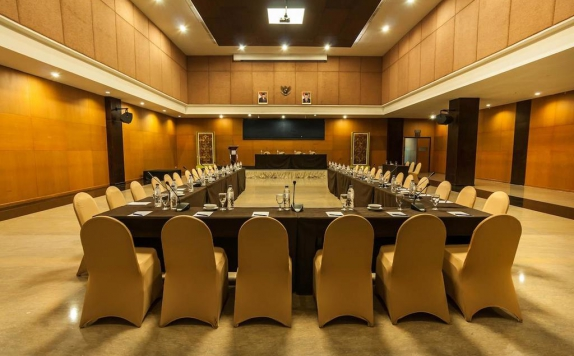 Meeting room di Grand Clarion Hotel and Convention Makassar