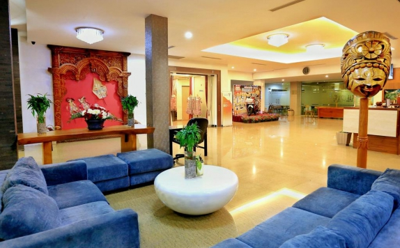 amenities di Grand HAP Hotel Solo