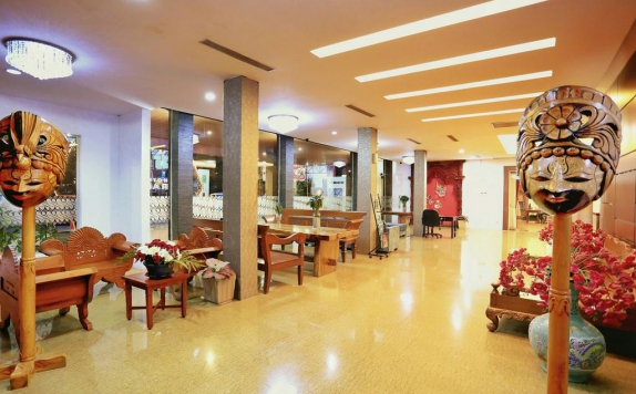 Interior di Grand HAP Hotel Solo