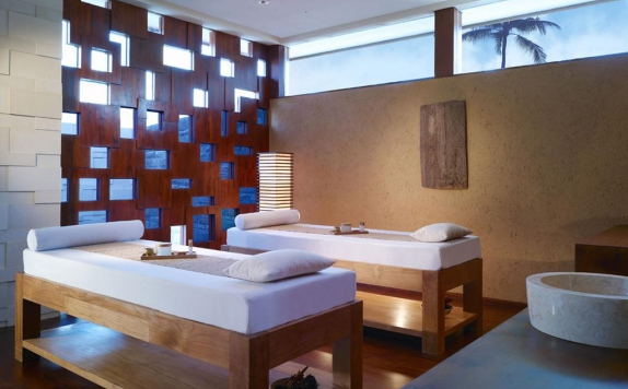 spa di Grand Hyatt Bali