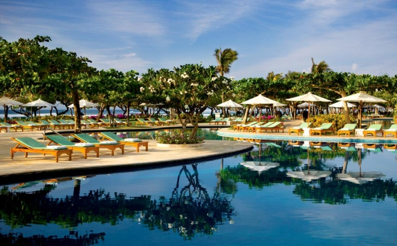 swiming pool di Grand Hyatt Bali