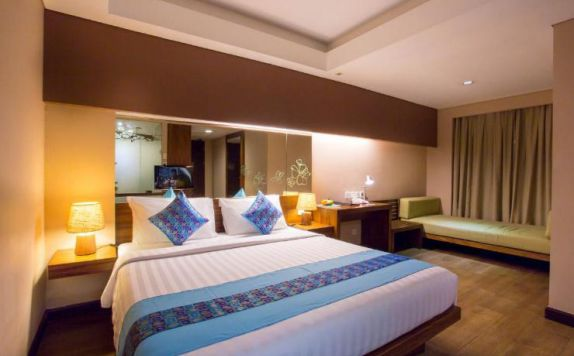guest room di Grand Ixora Kuta Resort